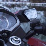 Honda Gold wing GL-1800 руль и приборка