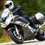 Yamaha-фото в движении