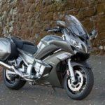 Yamaha-фото на стоянке
